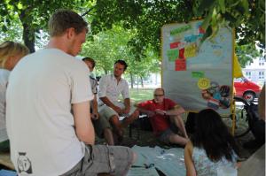 Workshop in Erfurt - Lebenslustfestival